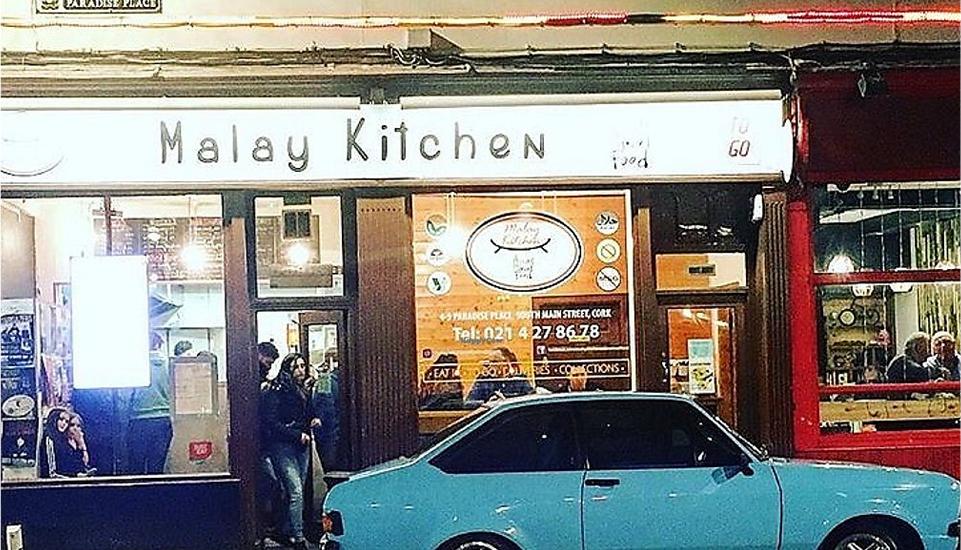 Malay Kitchen Cork City opening times